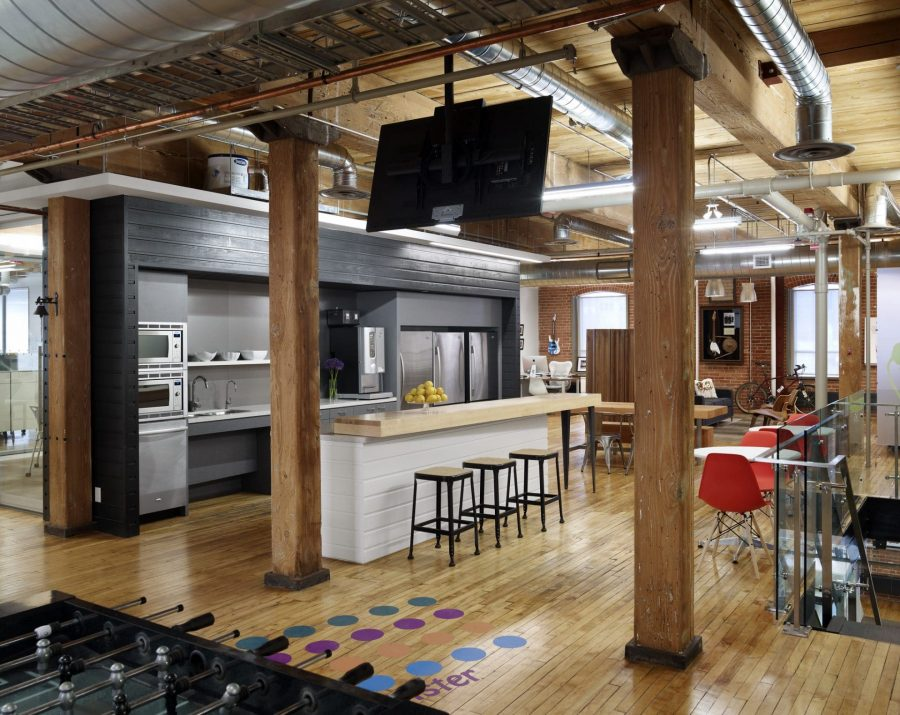 Picture of AOL Offices in Toronto