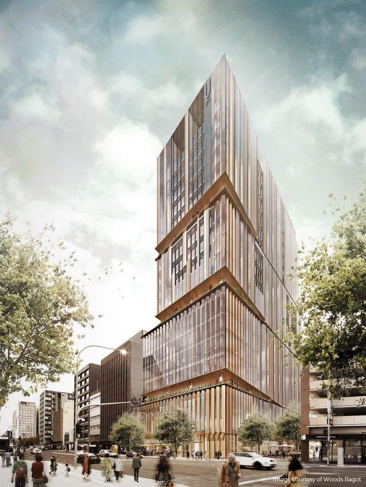 U-City is a smart hospital in Australia