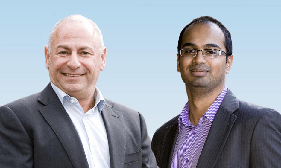 Henry Okraglik and Roneel Singh