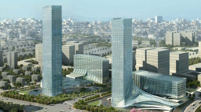Shanghai West Bund AI Tower: A Digital Strategy for Intuitive Connection